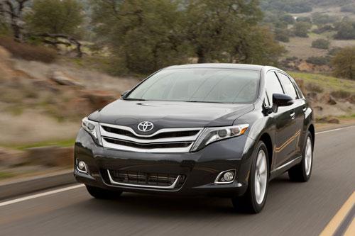 Toyota Venza 2013 trước giờ G