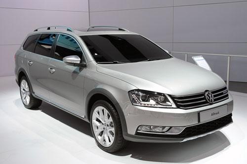 Volkswagen ra mắt mẫu concept Alltrack