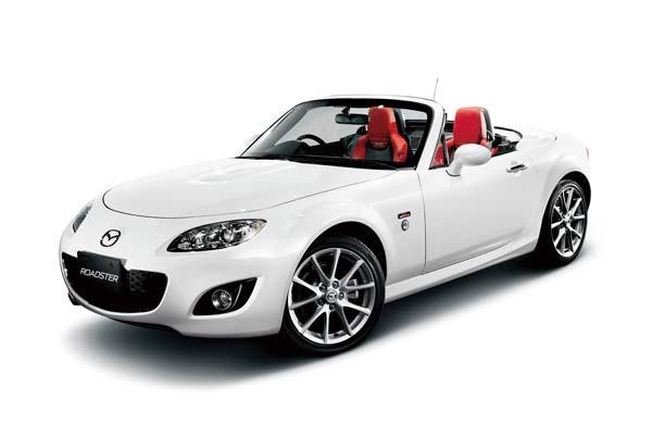 Mazda ra mắt 5 mẫu xe mới
