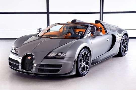 Video mới nhất của Bugatti Veyron Grand Sport Vitesse