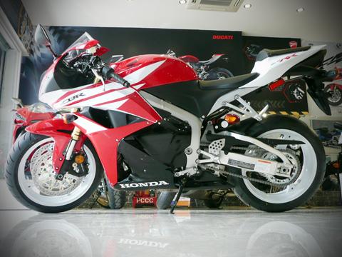 Bộ đôi môtô Honda 600 phân khối ở Sài Gòn