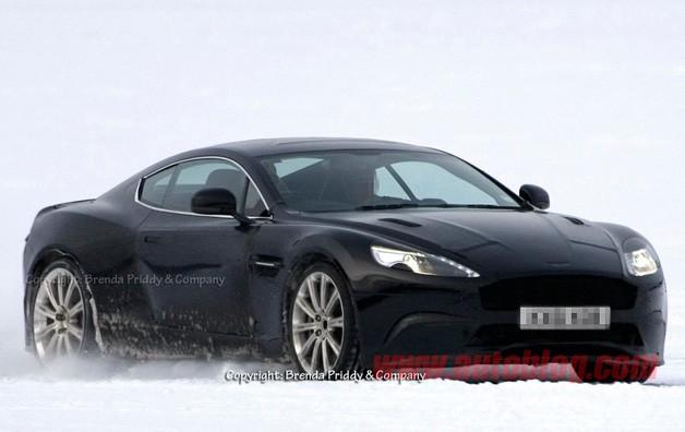 Aston Martin phát triển siêu xe hoàn toàn mới để kỉ niệm 100 năm thành lập