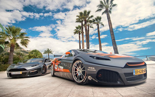 Savage Rivale GTR giành quán quân tại Top Marques