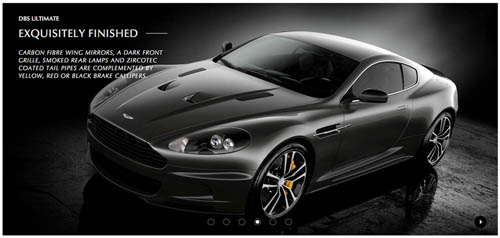 Aston Martin trình làng DBS Ultimate trực tuyến