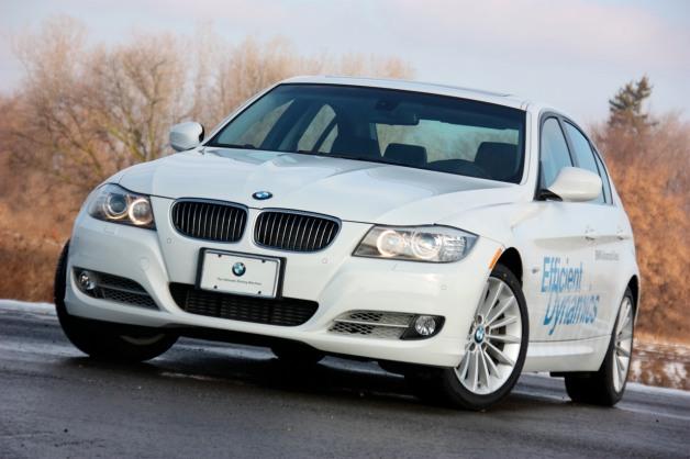BMW thu hồi 24.000 xe do lỗi khí thải