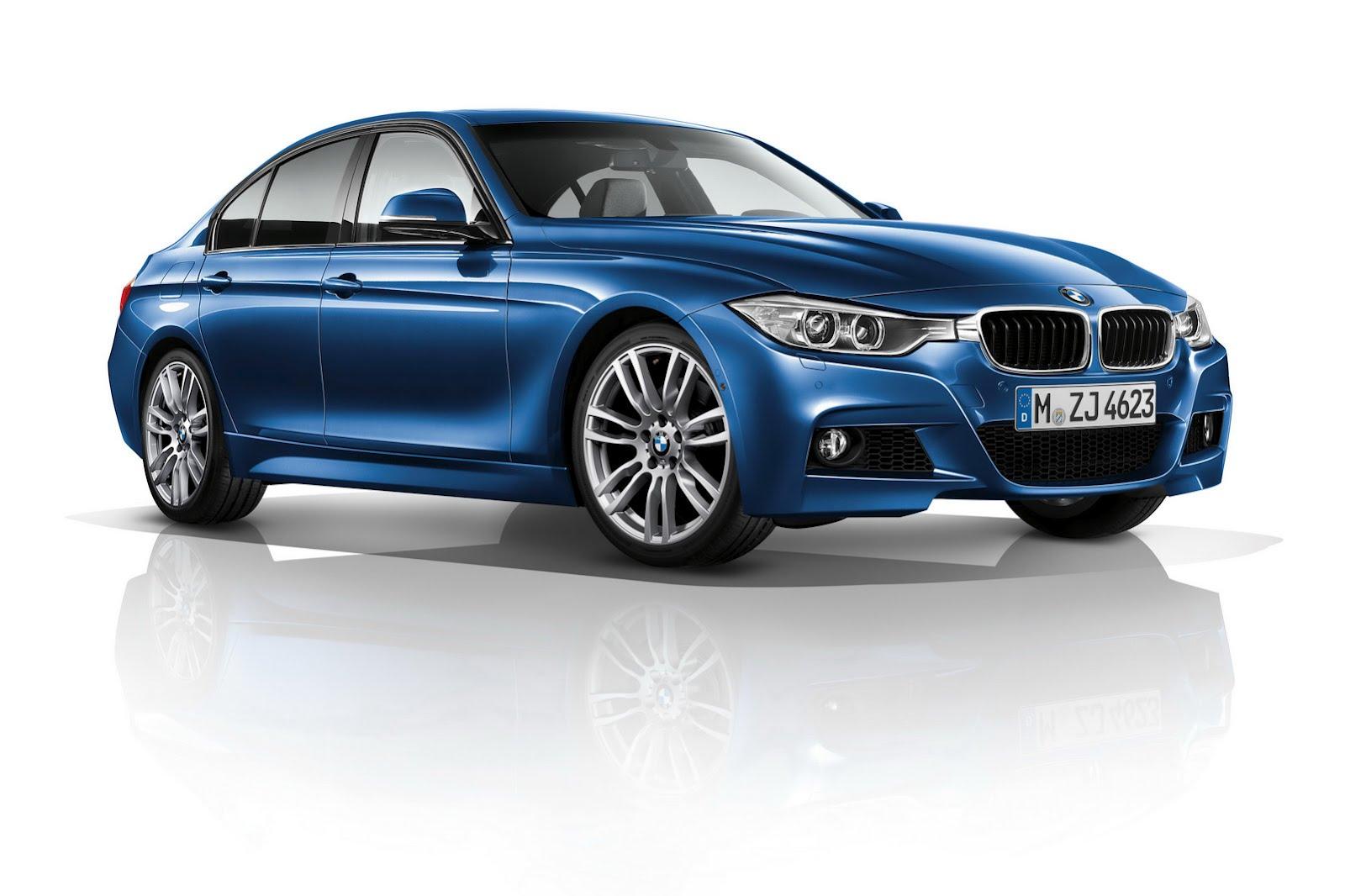 BMW trang bị động cơ mới cho dòng 3 Series