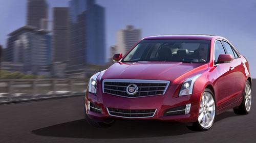 Cadillac ATS 2013 có giá 33.990 USD