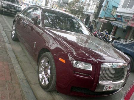 Truy thu thuế 1.200 xe mang biển ngoại giao