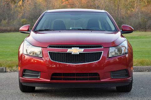 370.000 chiếc Chevrolet Cruze 2012 bị điều tra lỗi cháy xe