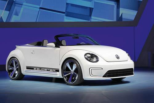 Beetle Convertible 2013 sẽ có 3 phiên bản đặc biệt