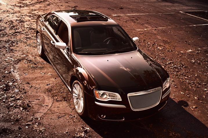 Chrysler 300C tại Trung Quốc có giá 79.000 USD