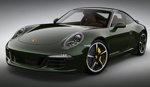 Porsche ra mắt 911 Club Coupe với giá bản 179.840 USD