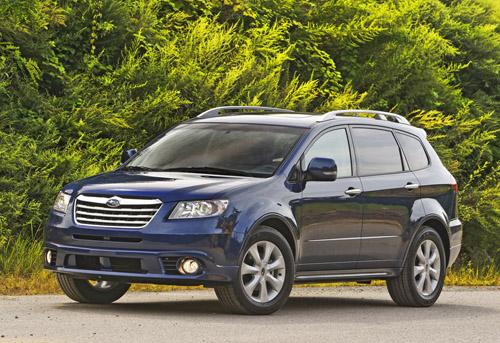 Subaru ngừng bán Tribeca
