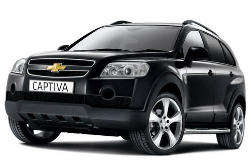 10.342 chiếc Chevrolet Captiva bị thu hồi