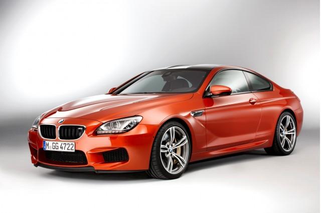 BMW M6 2013 có thêm tùy chọn hộp số tay