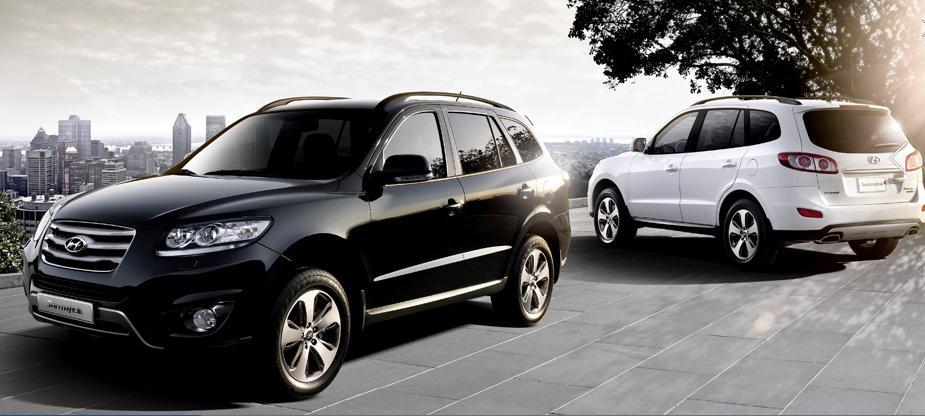 Hyundai Thành Công ưu đãi mua xe Sonata và Santa Fe