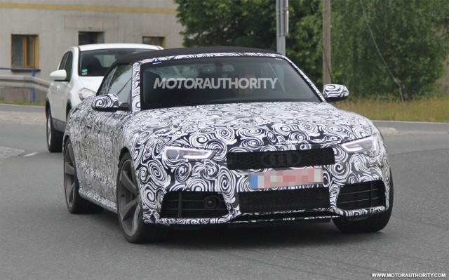 Audi RS 5 2013 ra mắt vào tháng 9 tới