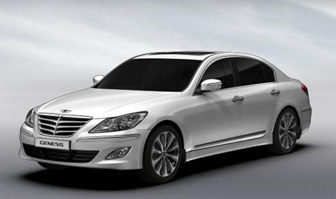 Hyundai Genesis sedan 2013 có nhiều cải tiến mới