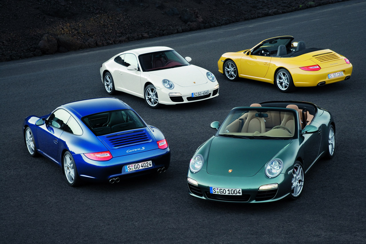 """Porsche giành 8 giải thưởng tại """"Giải xe thể thao 2012"""""""