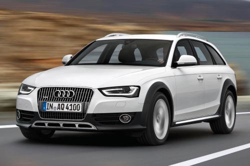 Audi Allroad 2013 trở lại thị trường Mỹ