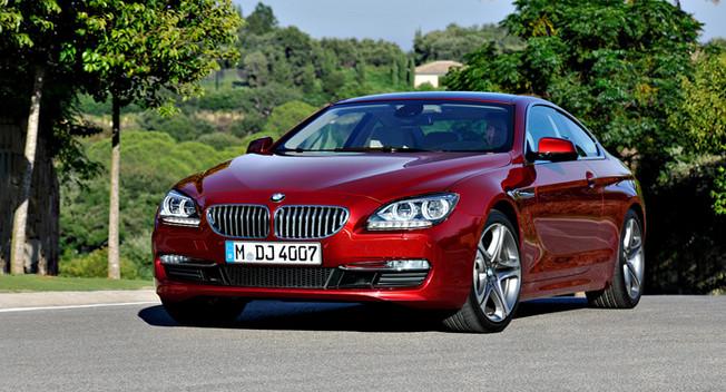 BMW nâng cấp động cơ 5-Series và 6-Series