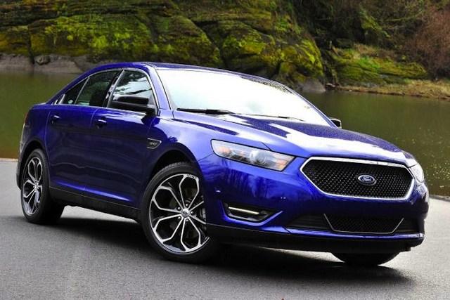 Ford Taurus 2013 có thêm động cơ mới