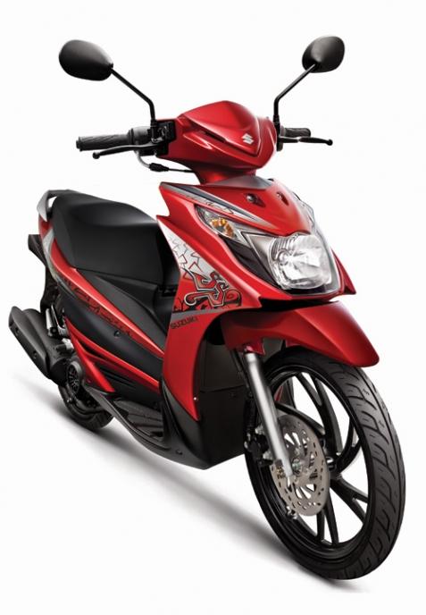 """Suzuki """"Thay nhớt và bảo dưỡng miễn phí"""" cho khách hàng"""