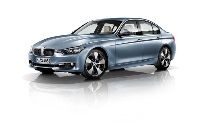 BMW Activehybrid 3 mạnh mẽ và công nghệ hơn