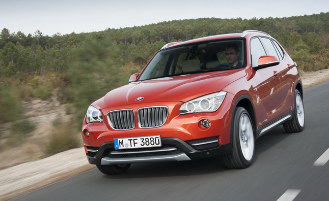 BMW X1 mới sẽ được trang bị hệ thống truyền động bánh trước