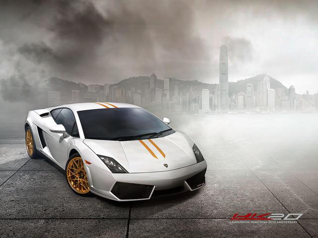 Lamborghini ra mắt  Gallardo LP550-2 phiên bản đặc biệt