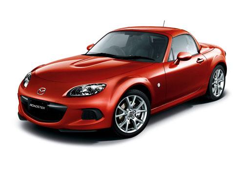 Mazda ra mắt MX-5 Roadster 2013