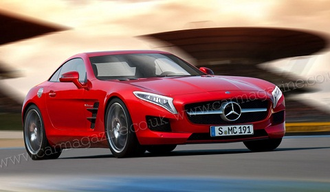 Mercedes SLC AMG tạm hoãn ra mắt