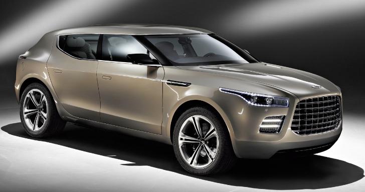 Aston Martin vẫn tiếp tục phát triển xe SUV