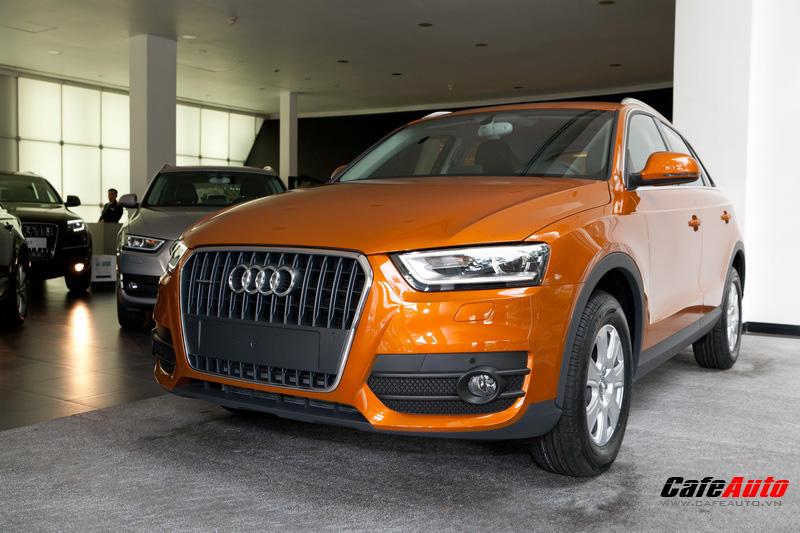 Audi tham vọng trở thành hãng xe hơi hạng sang lớn nhất thế giới