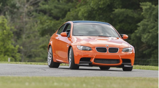 BMW ra mắt phiên bản đặc biệt của M3 Coupe