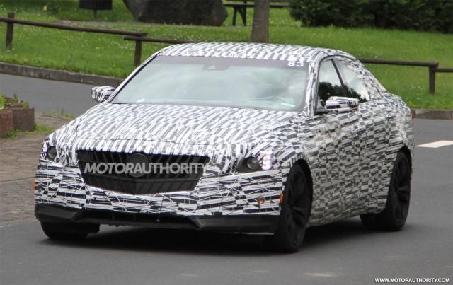 Cadillac CTS 2014 hứa hẹn nhiều cải tiến mới