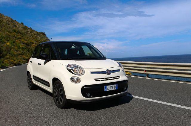 Fiat 500L công bố hình ảnh và thông tin chi tiết