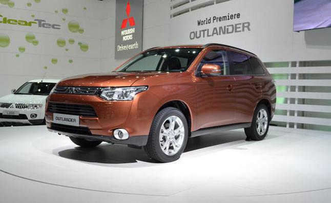 Mitsubishi có thể sẽ đem dòng hybrid tới Mỹ
