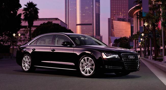 Audi A8 4.0T 2013 được trang bị động cơ mới