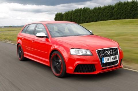 Audi mang Audi RS3 250 Sportback Quattro tới Anh