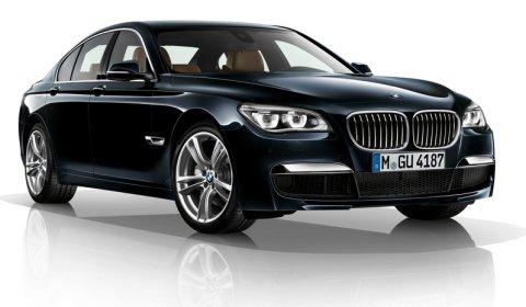 BMW sẽ cho ra mắt phiên bản hiệu suất cao của 7-Series