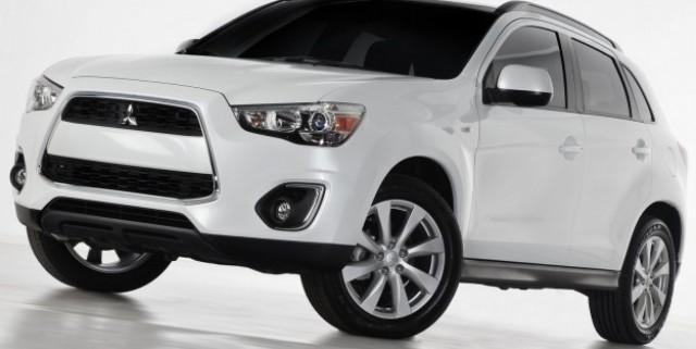 Mitsubishi ra mắt ASX SUV 2013