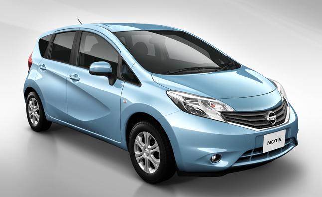 Nissan ra mắt Versa hatchback thế hệ mới