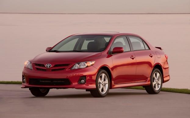 Toyota tăng giá một số phiên bản 2013