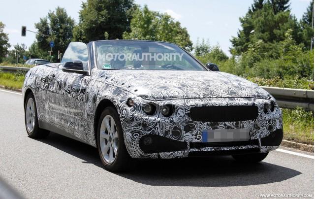 BMW 4-Series Convertible đã sẵn sàng ra mắt