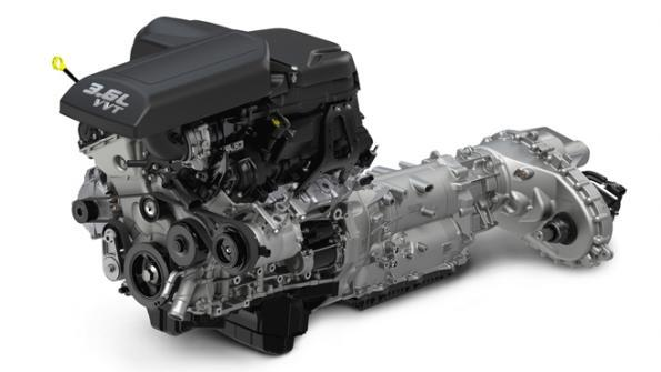 Chrysler đầu tư 198 triệu USD sản xuất động cơ V6 3.6 lít Pentastar.
