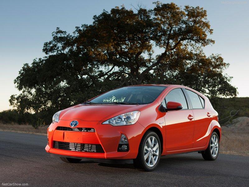 Lexus xây dựng mẫu xe mới dựa trên Toyota Prius C