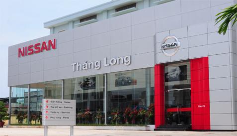 Nissan Việt Nam khai trương đại lý 3S thứ 8