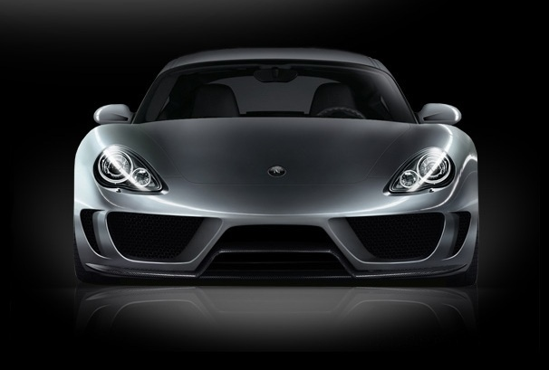 Alpha - bản sao của Porsche Cayman