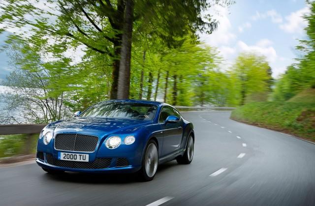 Bentley Continental GT Speed trưng bày tại Salon Prive London